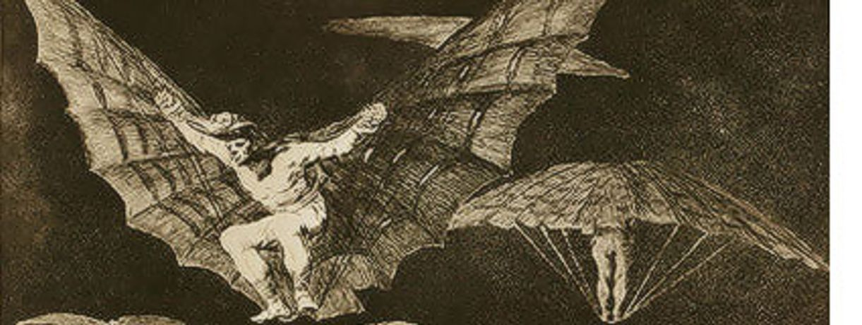 Fantasies, Follies and Disasters: The Prints of Francisco de Goya: Image 0