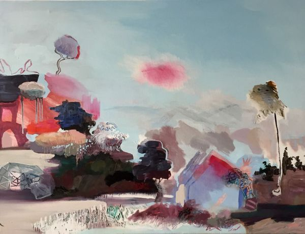 Fantastical Landscapes by Jackie Berridge: Image 2
