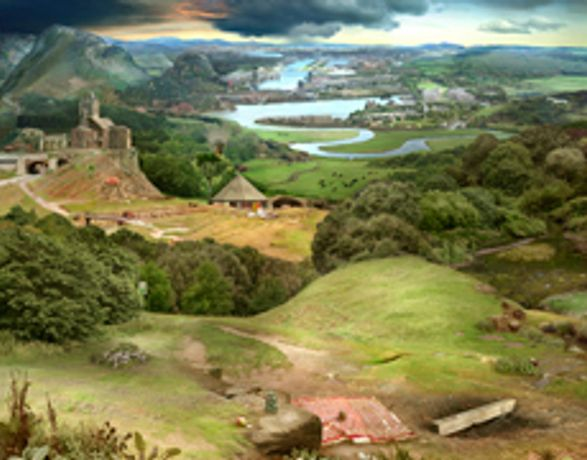 Fantasy Journeys through the Landscape: Image 0