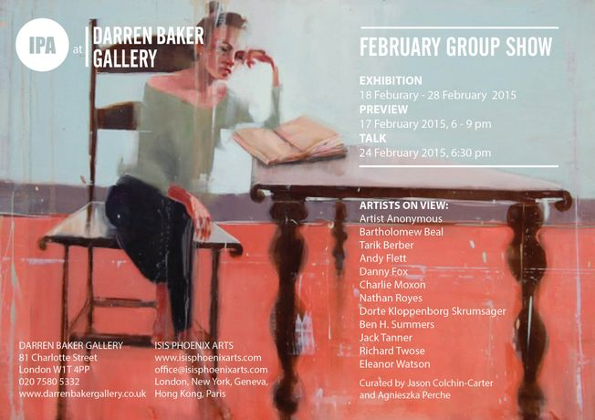 February Group Show: Image 0