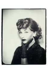 Cindy Sherman Untitled (Lucy), 1975/2001 © Cindy Sherman Courtesy of Metro Pictures, New York / SAMMLUNG VERBUND, Vienna