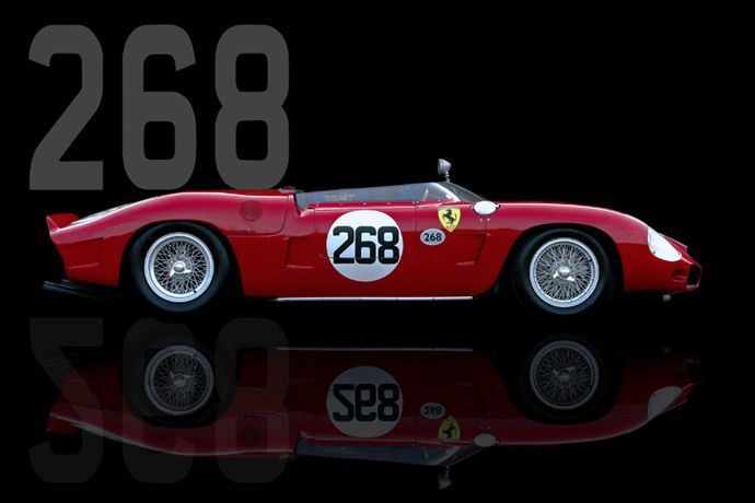 Ferrari by Peter Hall: Image 0