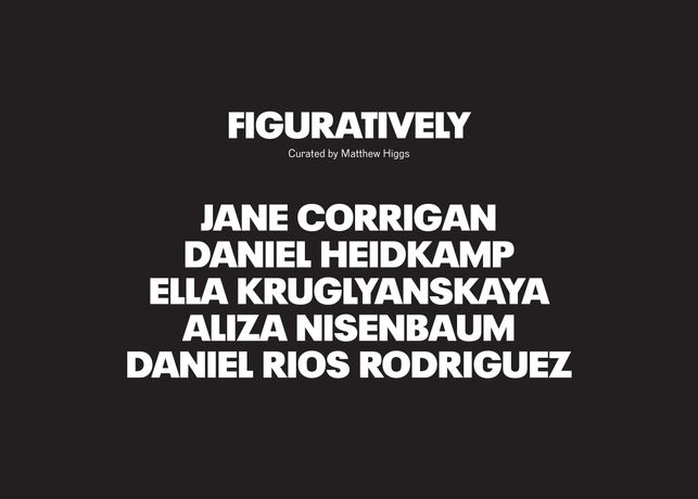 Figuratively: Curated by Matthew Higgs: Image 0