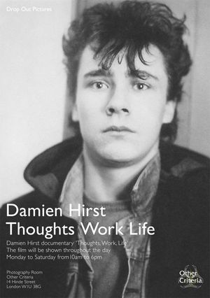 FILM: Free screenings of Damien Hirst's 'Thoughts, Work, Life'