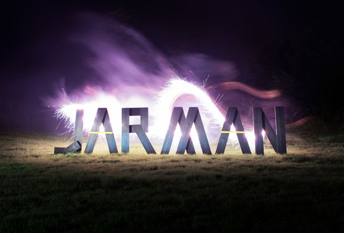 Jarman Award identity 2015, photo by Jon Cefai