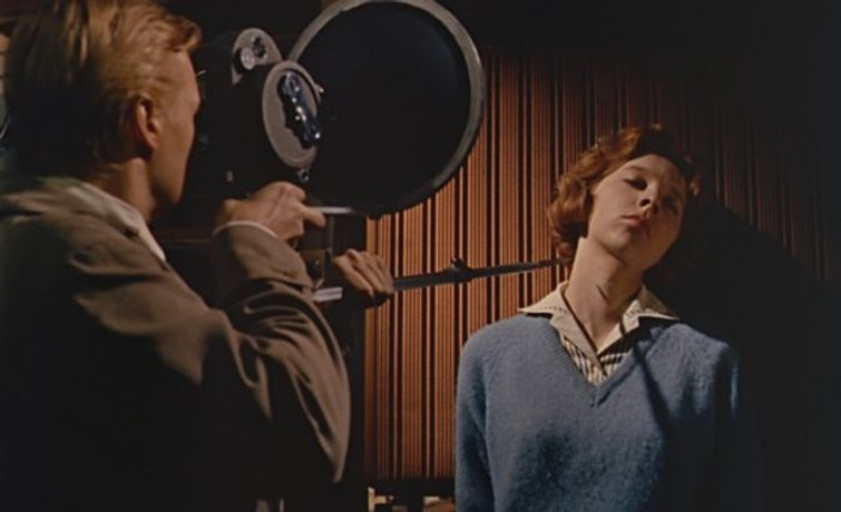 Still from Peeping Tom (1960)