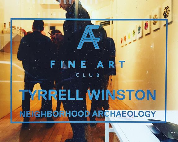 FINE ART CLUB Launch Party with Tyrrell Winston Michael: Image 0