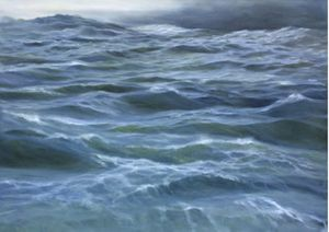 Finn Richard. New Paintings - high tide