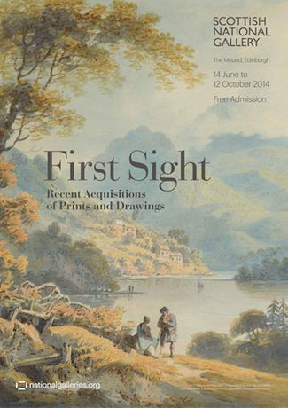 First Sight | Recent Acquisitions of Prints and Drawings: Image 0