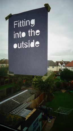 Fitting into the Outside: Image 0