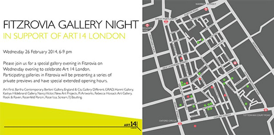 Fitzrovia Gallery Night: Image 0