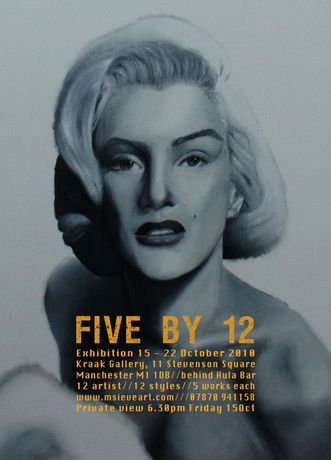 FIVE BY 12: Image 0