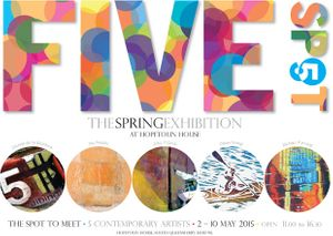 Five Spot, the Spring Exhibition