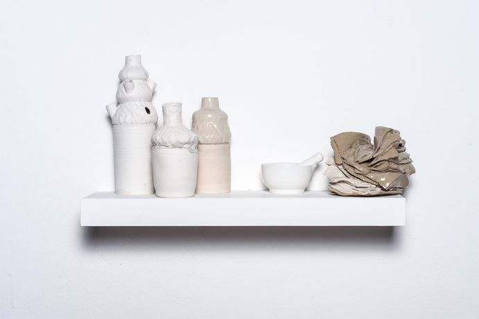 William Martin, Shelf III, 2015