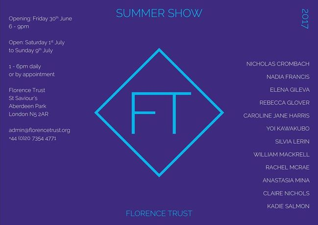 Florence Trust Summer Show: Image 0