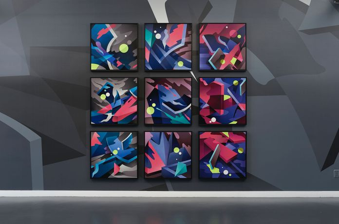 FLOW STATE, at Maddox Gallery, Los Angeles