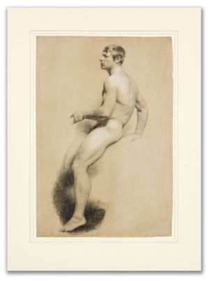'Focusing on the Male Form' / Henry Miller Fine Art