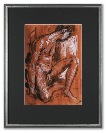 'Focusing on the Male Form' / Henry Miller Fine Art: Image 1