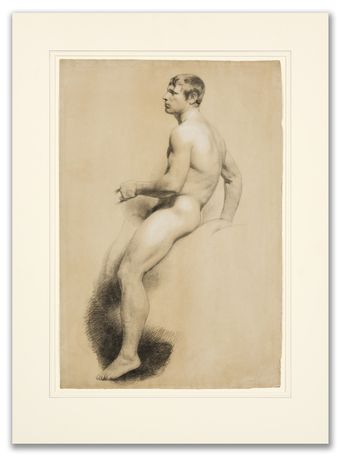 'Focusing on the Male Form' / Henry Miller Fine Art: Image 0