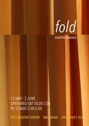 fold, Sharon Haward - panel discussion