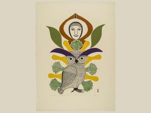 Follow the North Star Inuit Art from the Collection of Estrellita and Yousuf Karsh