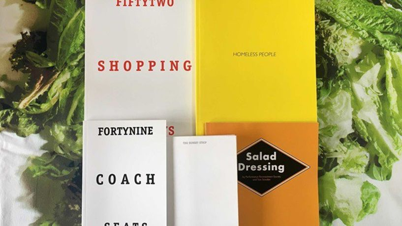 Follow-ed: Appropriating the Books of Edward Ruscha: Image 0