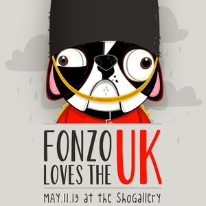 Fonzo Loves the UK- opening event