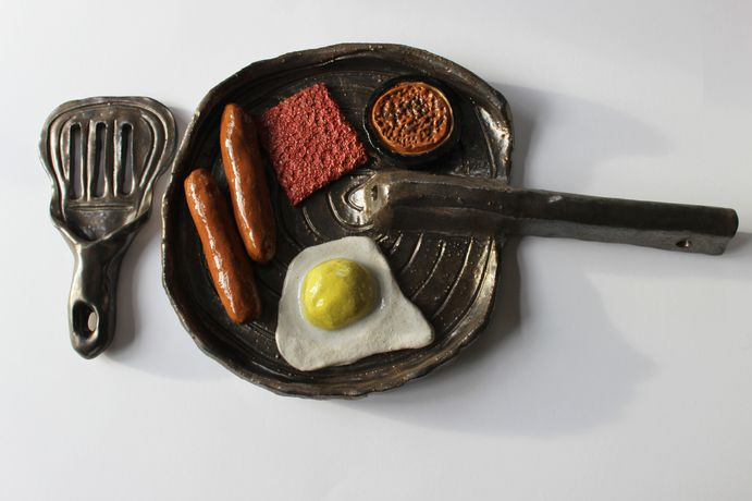 Scottish Breakfast by Cameron Morgan