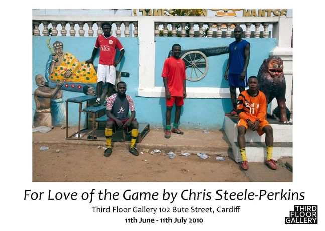 For Love of the Game by Chris Steele-Perkins: Image 0