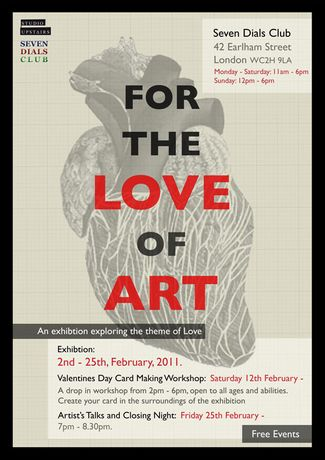 For the Love of Art: Image 0
