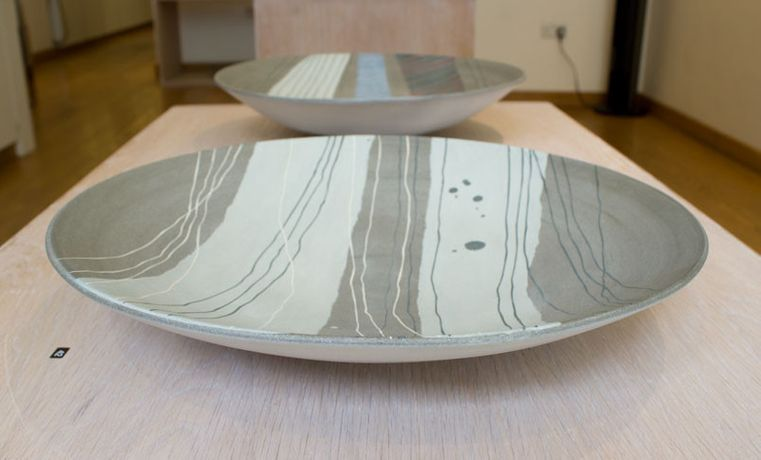 Kate Scott - Shallow Bowl