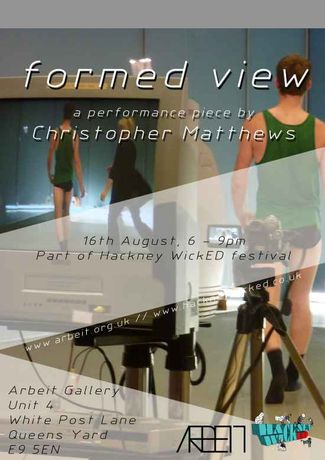 Formed View @ Arbeit Gallery: Image 0