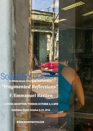 Fragmented Reflections - Gallery Opening: Image 0