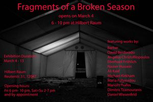 Fragments of a Broken Season