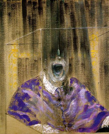 Francis Bacon: Head VI, 1949. Arts Council Collection, Southbank Centre, London © The Estate of Francis Bacon. All Rights Reserved. DACS 2017
