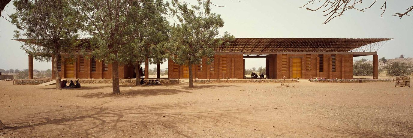 Francis Diebedo Kéré. Architecture For The People