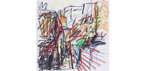 Frank Auerbach. From Drawing To Painting
