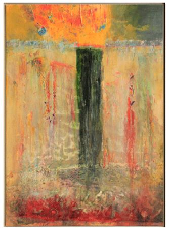 Frank Bowling OBE RA - Recent Paintings: Image 0