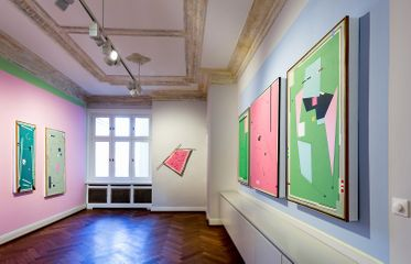 Installation view 3 /  Photo: Helge Mundt, Hamburg