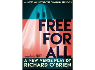 Free for All. A new verse play by Richard O'Brien
