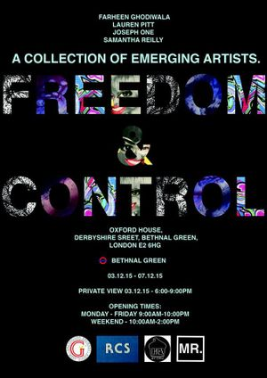 Freedom and Control Poster