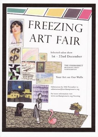 FREEZING ART FAIR - SELECTED SALON SHOW: Image 0