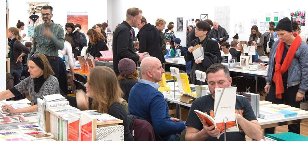 Friends with Books: Art Book Fair Berlin