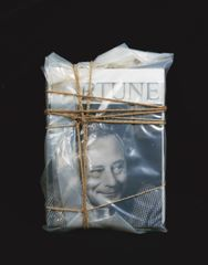 Christo: Wrapped Magazines (for Reinhold Würth), 2000