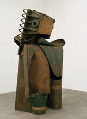 Anthony Caro: Goddess, 2009