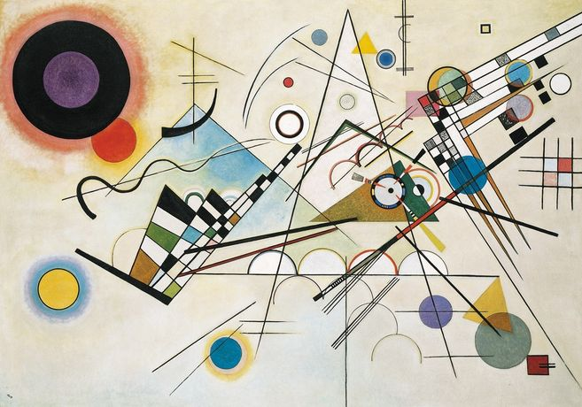 From Kandinsky to Pollock. The Art of the Guggenheim Collections: Image 0