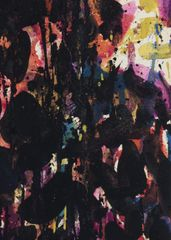 Sam FRANCIS, Untitled (detail), 1957