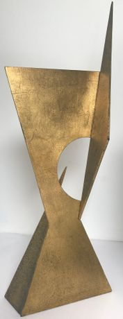Betty Gold, 'Holistic 138', 37 x 14 x 5 inches, steel sculpture