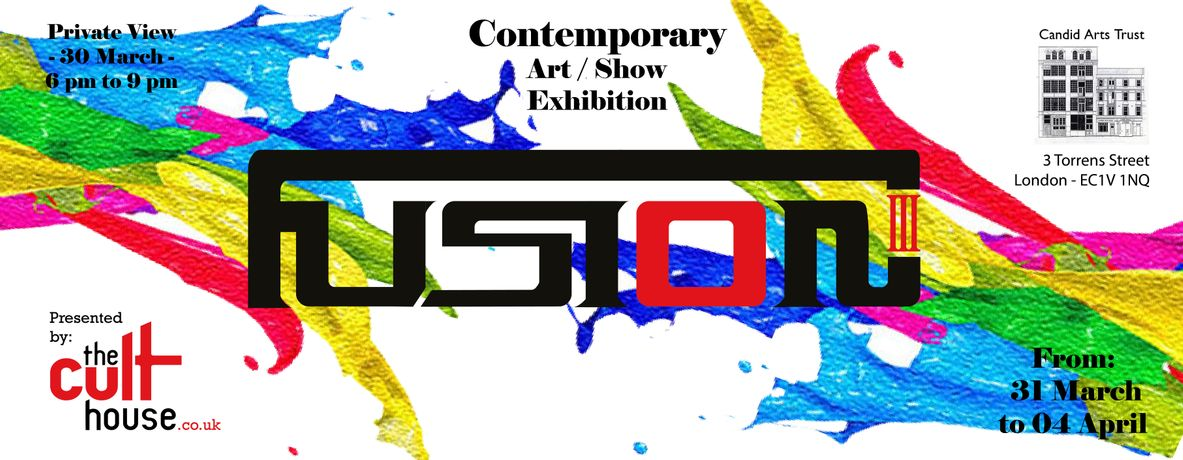 The Cult House Fusion III Art Exhibition