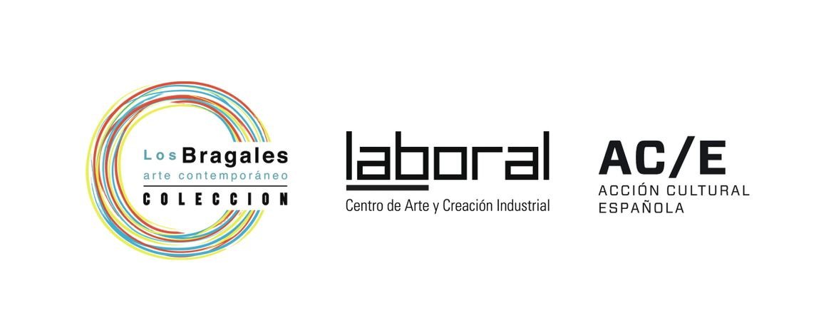 SPONSORS AND CREDIT TO AC/E, COLECCION LOS BRAGALES AND LABORAL
